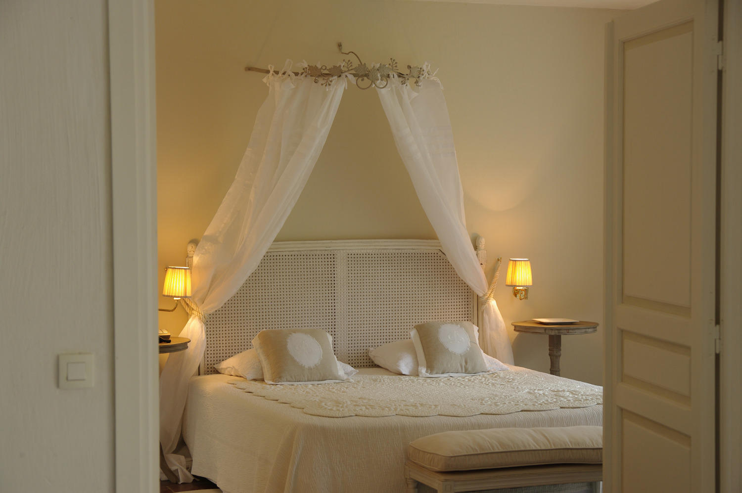 Luxury boutique hotel Mas de Chastelas 5 stars Saint-Tropez France room